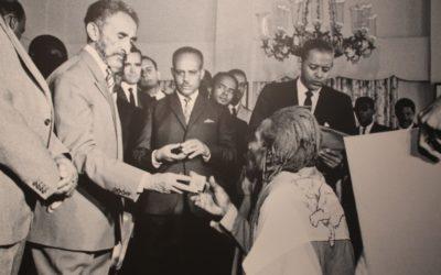 "Speech: Haile Selassie 1st ""The Essence of Power"""