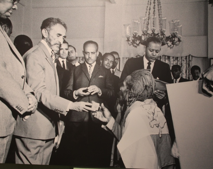 "Speech: Haile Selassie 1st ""The Essence of Power"""