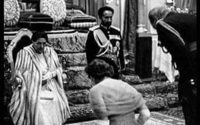 """Speech: H.I.M. Haile Selassie 1st """"Value of Thrift"""""""