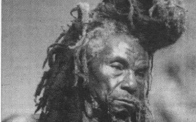 Ras Boanerges' aka Bongo Watto