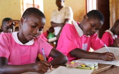 Ethiopia and Angola Double Numbers of Girls in School Over a Decade