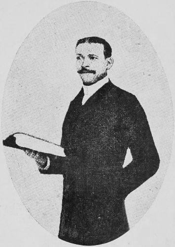 Rev. James Morris Webb