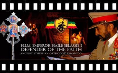 1965: Haile Selassie 1st Accepting Formalling Title of Defender of the Faith