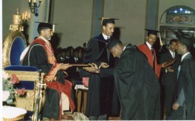 H.I.M. Emperor Haile Selassie I Speech on Education