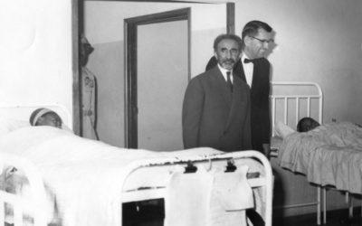 H.I.M. Emperor Haile Selassie I Speech on Health