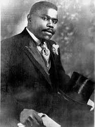 The Honorable Marcus Garvey
