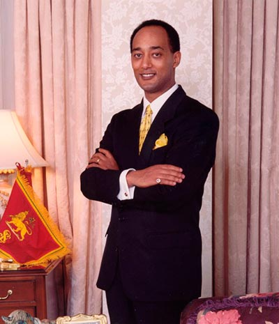Letter From His Imperial Highness, Prince Ermias Sahle Selassie, Chairman of the Ethiopian Crown Council, to The Rastafari Nation